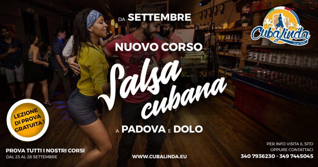 corso salsa cubana a padova e venezia