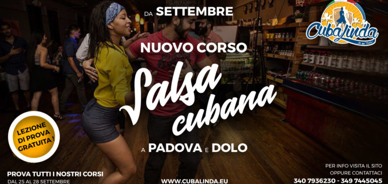 Corso di Spagnolo per Salseri a Padova