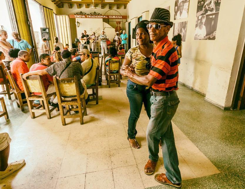 corso di son cubano e ChaChaCha con approfondimento su ritmica e gestualità a padova