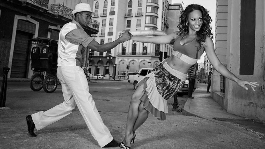 gestualità danza afro-caraibica maschile e femminile cubalinda de mi vida padova