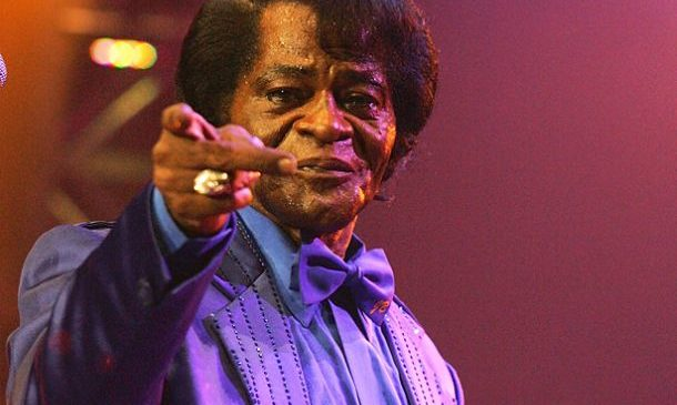 James  Brown Mr. Dynamite