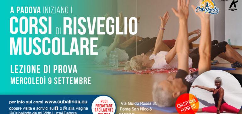 Corso Ginnastica Risveglio Muscolare Padova