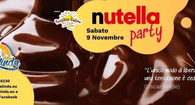 Crazy Nutella Party '19