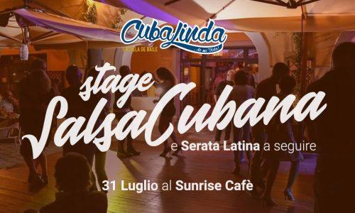 Stage di salsa cubana Cubalinda